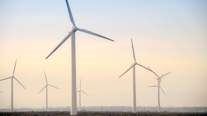 Dumat Al Jandal Wind Project
