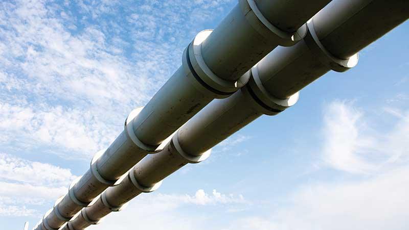 Crude Oil Export Pipeline
