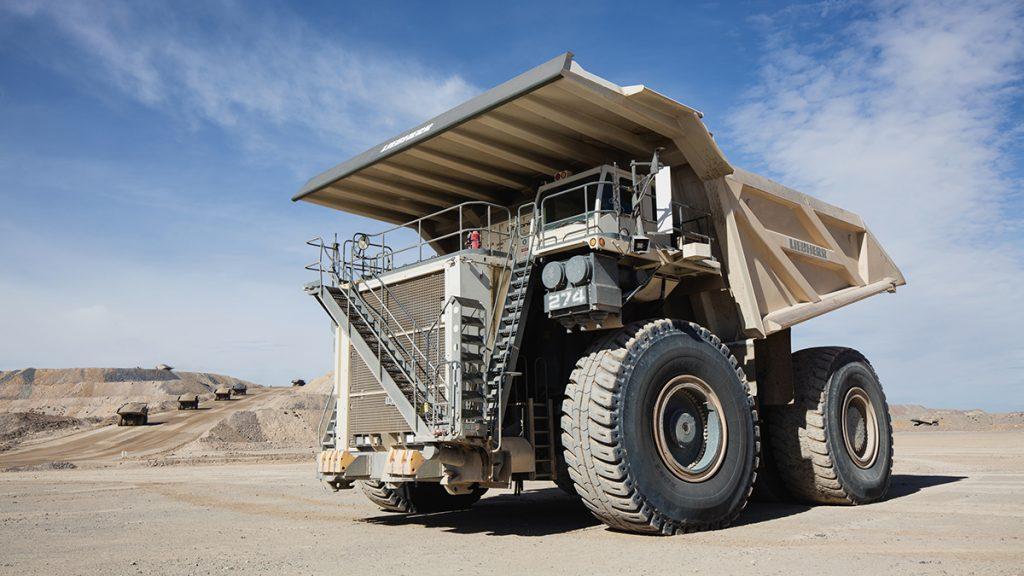 T 274 mining truck